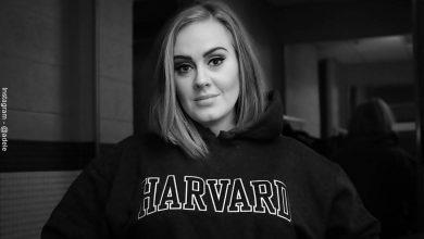 Adele se ve irreconocible en Instagram, parece otra mujer