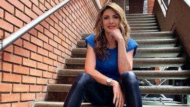 Ana Karina Soto mostró sus pies y las críticas no se hicieron esperar
