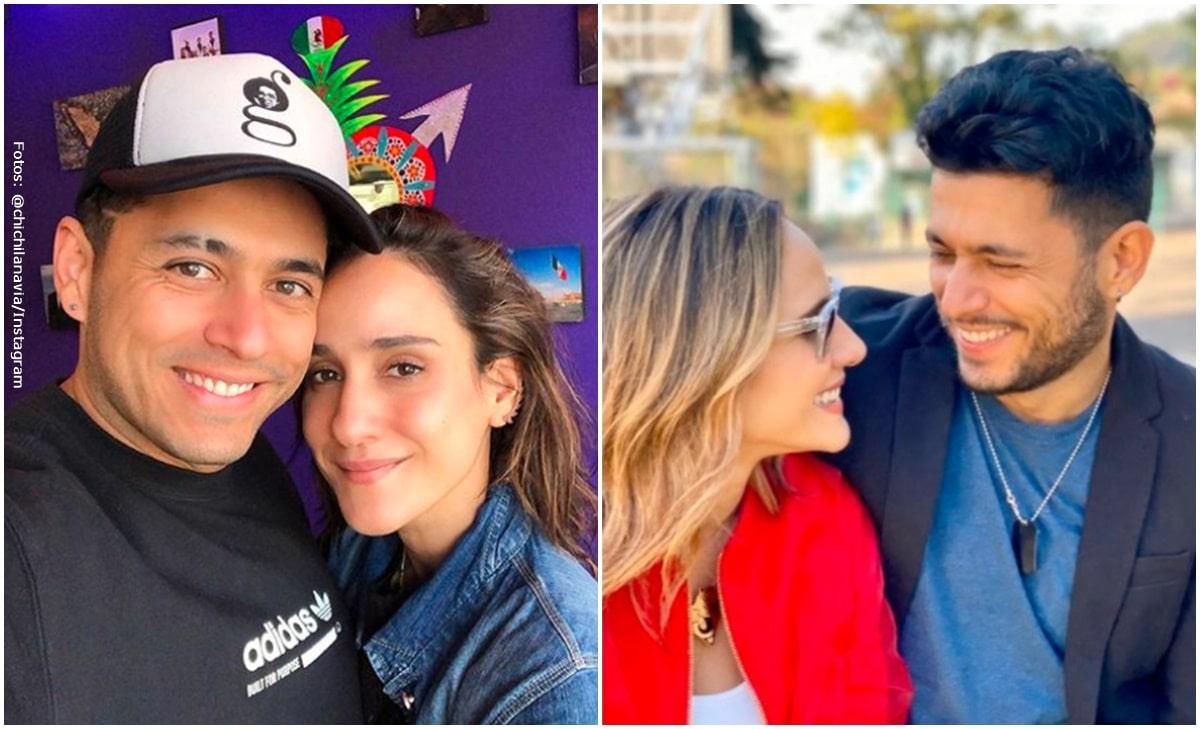 Anécdota de la noche de bodas de Chichila Navia y Santiago Alarcón