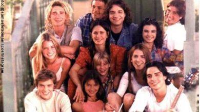 Antes y después de protagonistas de 'Verano del 98'