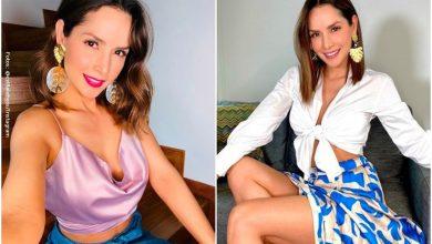 Carmen Villalobos causó furor con su sensual baile de champeta