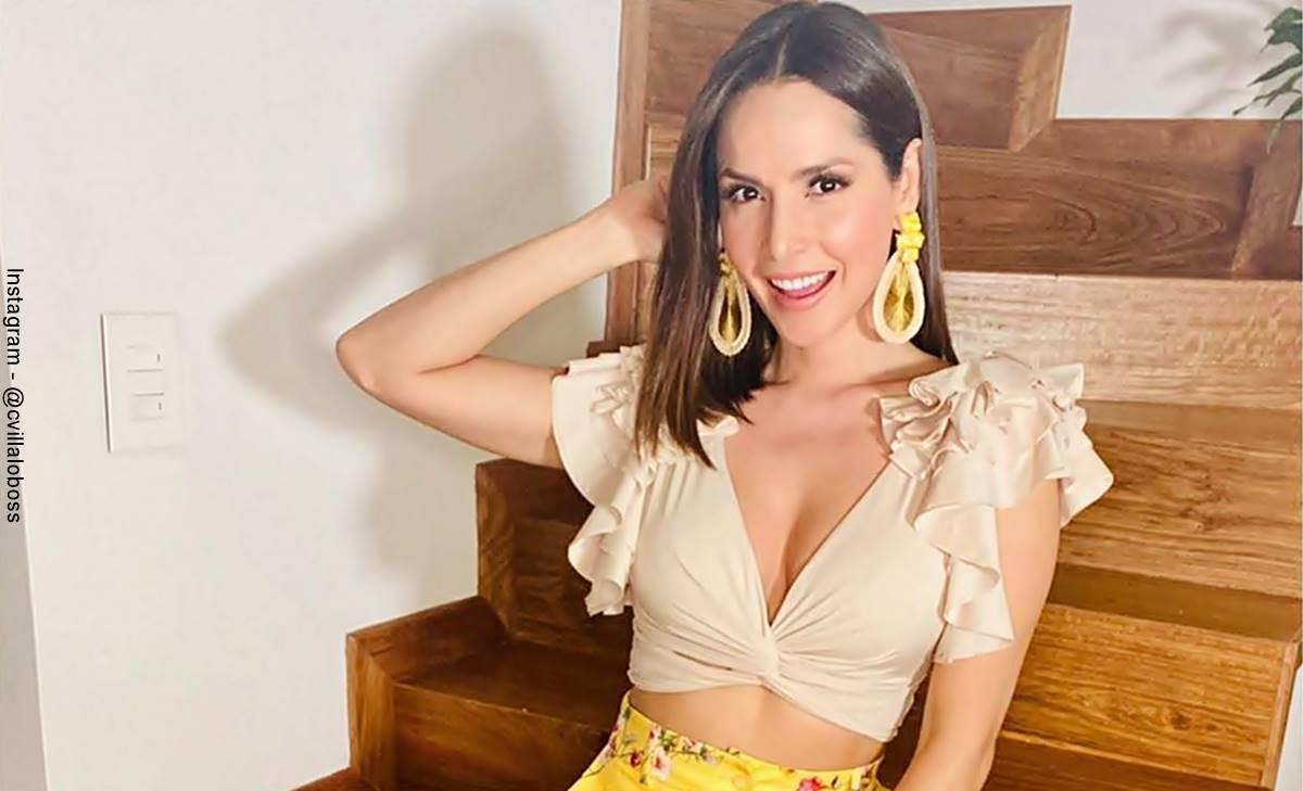 Carmen Villalobos haciendo twerking nos hizo reír