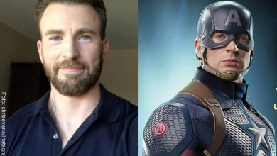 Chris Evans de Capitán América filtró imagen íntima en Instagram