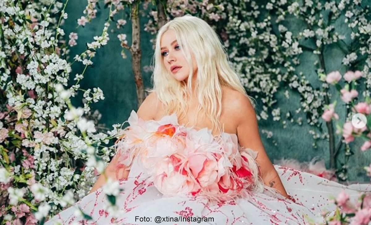 Christina Aguilera dejó de pelear con el peso