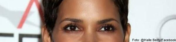 Foto de los ojos de Halle Berry