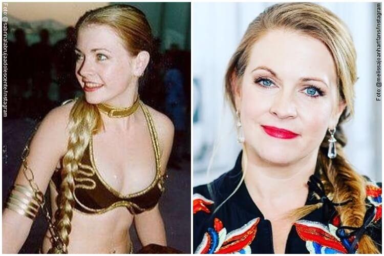 Fotos del antes y después de Sabrina la bruja adolescente