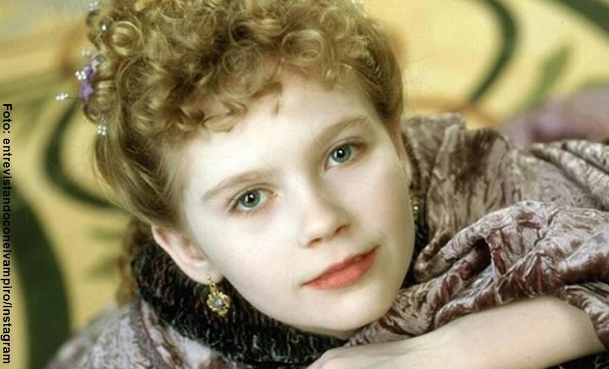 ¿Cómo luce la niña de 'Entrevista con el vampiro' hoy?