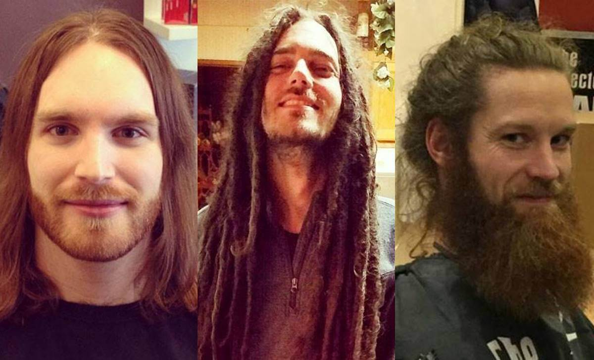 Cortes de cabello antes y después en hombres