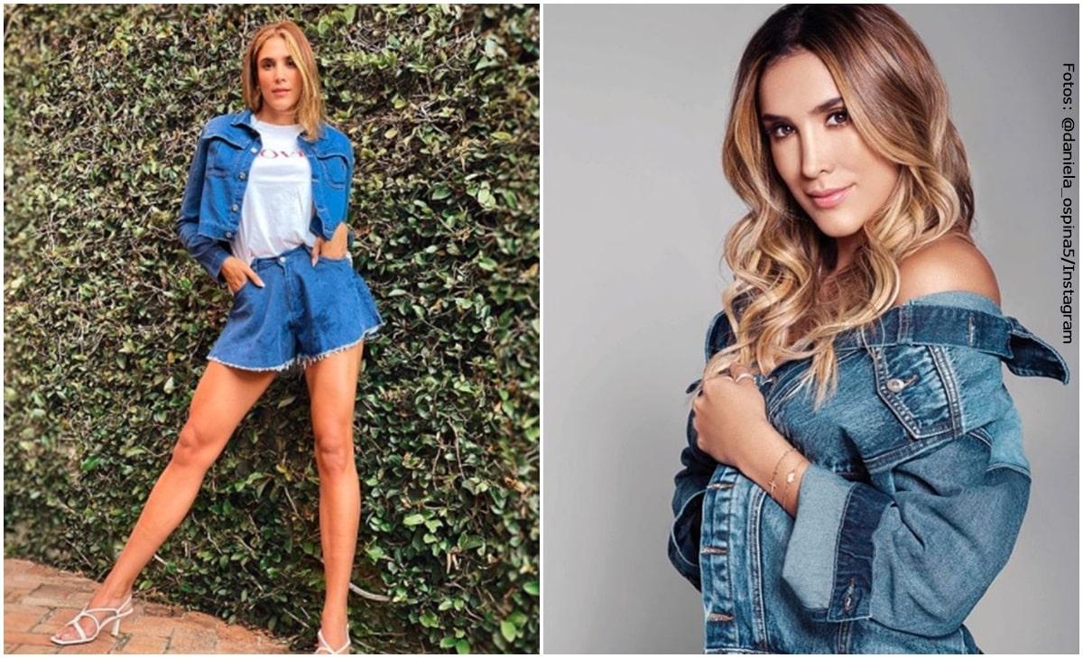 Daniela Ospina mostró su lado más hot con atrevida foto en body