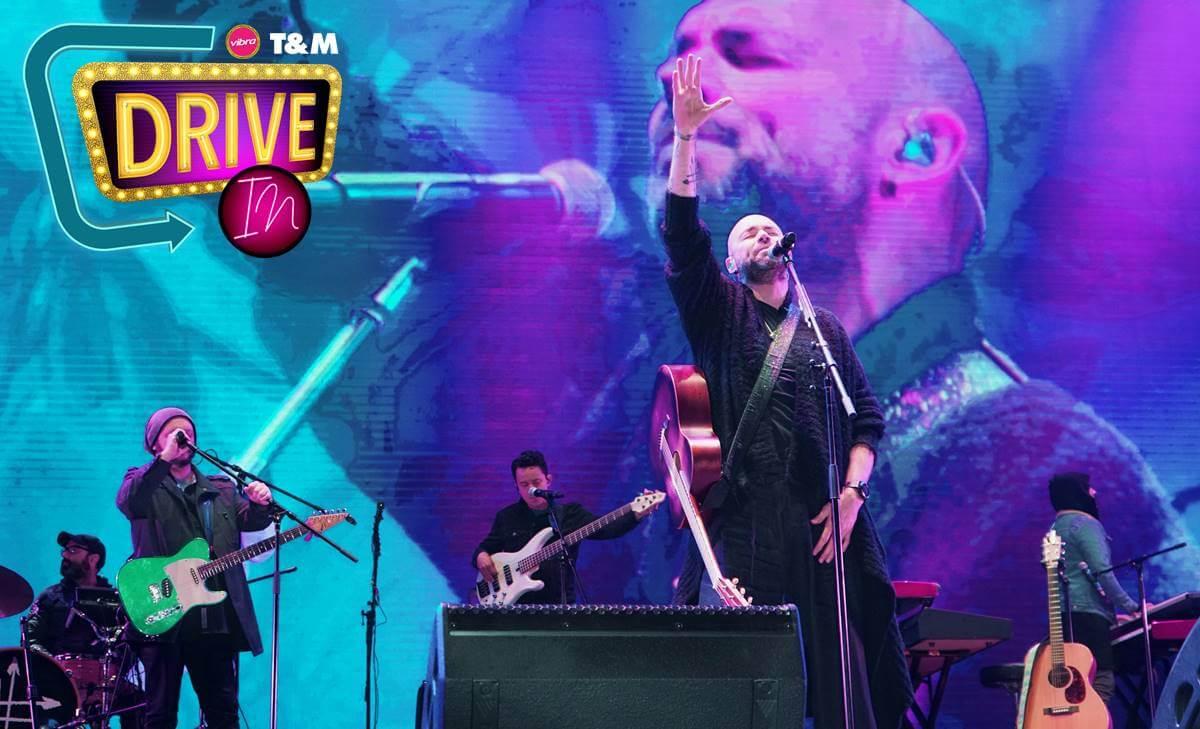 Gusi y Santiago Cruz cerraron el Festival Vibra TyM Drive In
