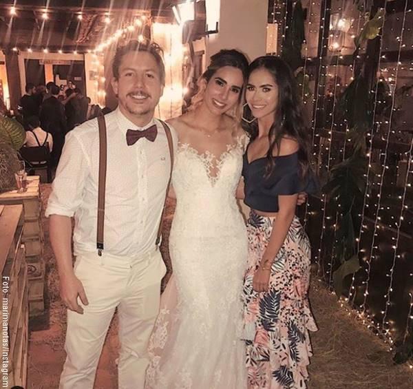 Foto del matrimonio de Juanpis González