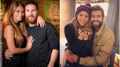 La esposa de Messi no soporta a Shakira