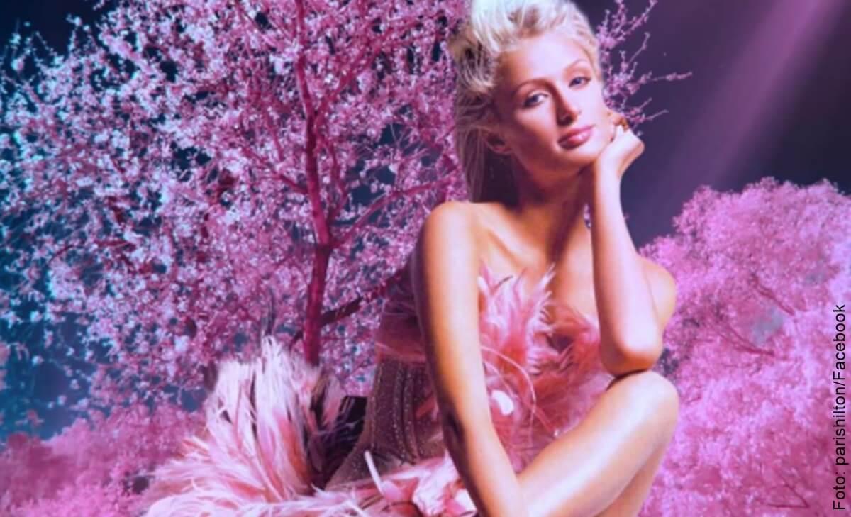 Paris Hilton ahora es ¿Barbie?