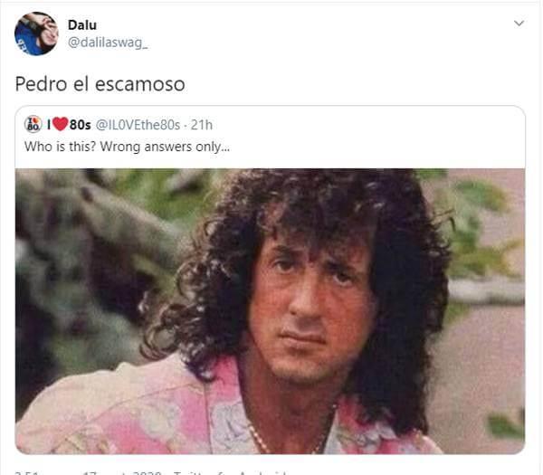Meme sobre Pedro el escamoso vuelve a la televisión