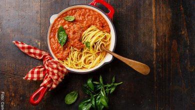 ¿Salsa boloñesa? Esta es la verdadera receta italiana