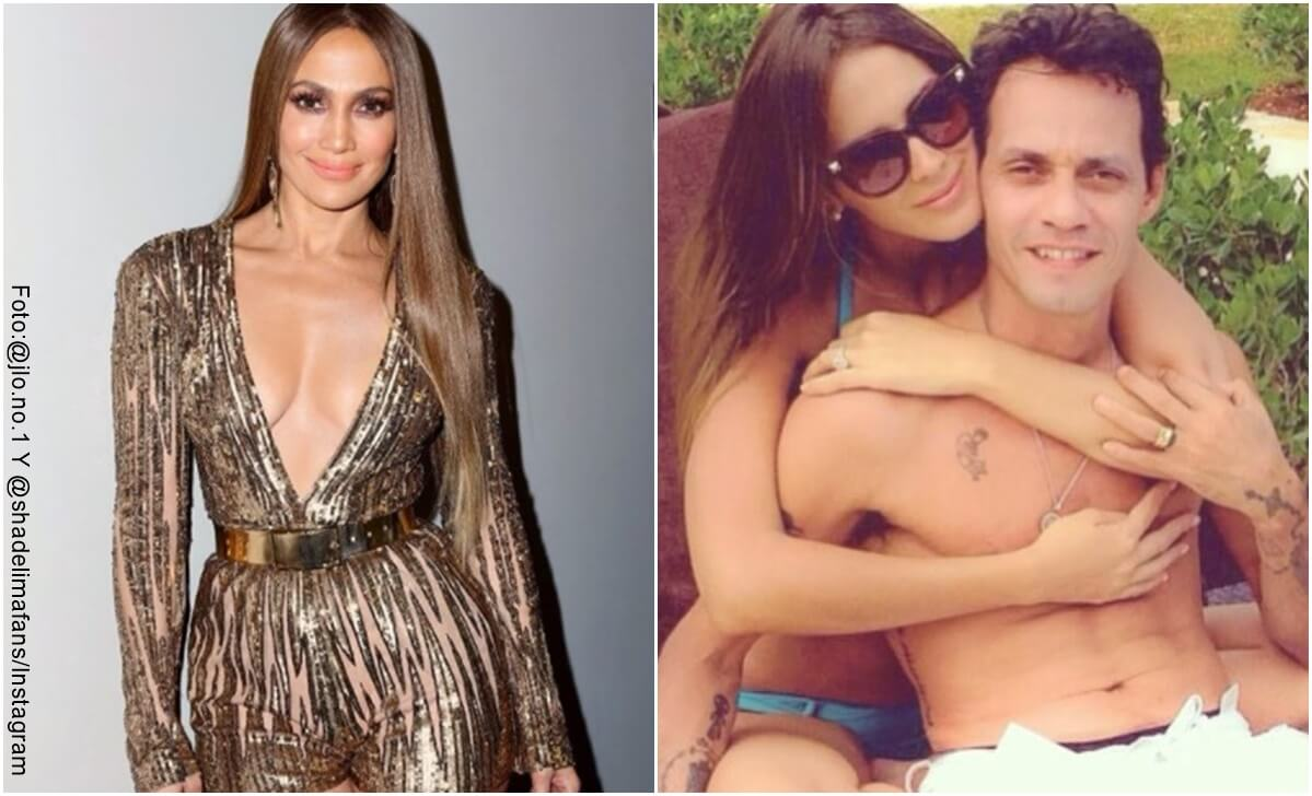 ¿Será que JLo irá al matrimonio de Marc Anthony?
