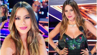 Sofía Vergara causó furor con ardiente sesión de fotos en la piscina