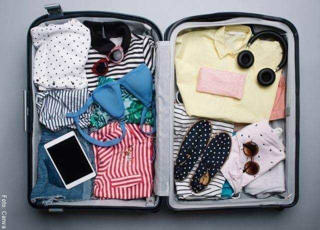 Foto ilustrativa de soñar con maletas