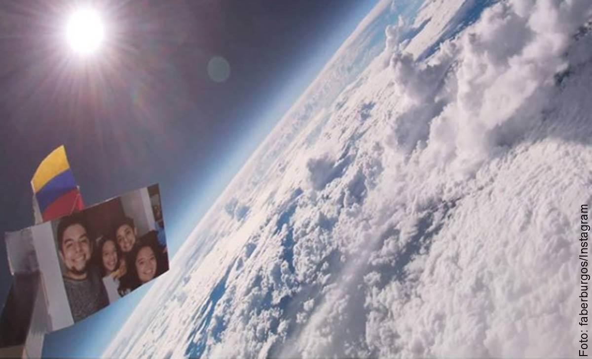 Video de actor se hizo viral por mostrar a Colombia desde arriba