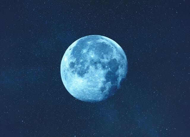 Foto de la Luna llena
