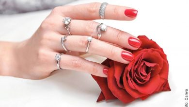 ¿En cuál dedo usar cada anillo para atraer energías?