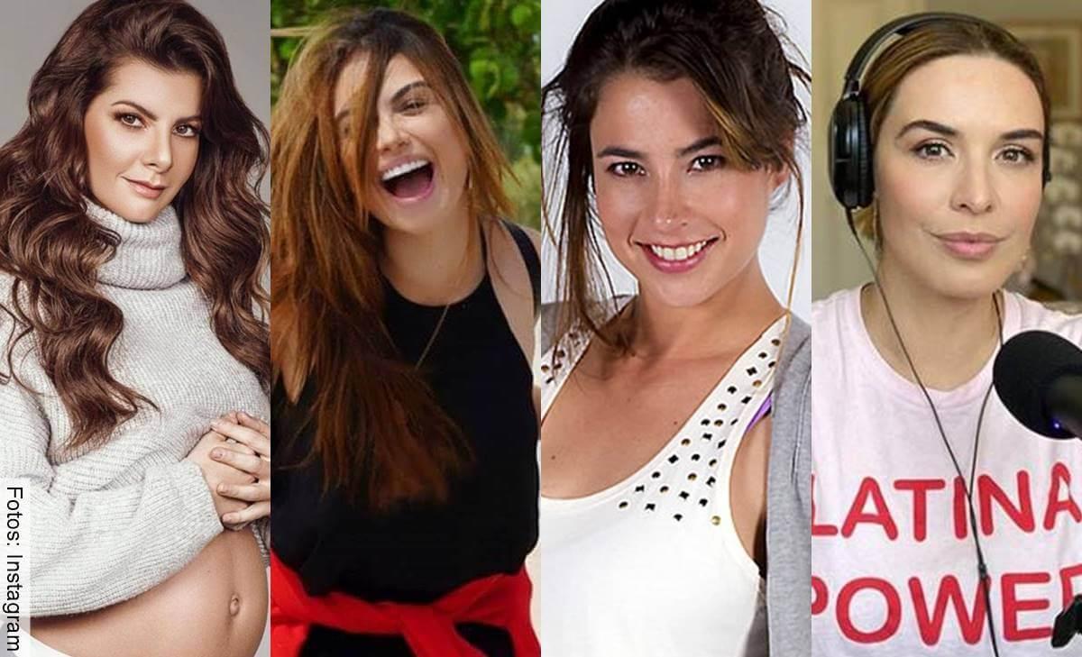 Famosas colombianas que se quitaron los implantes