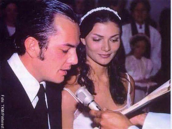 Foto de la boda de Julián Arango y Ana María Orozco