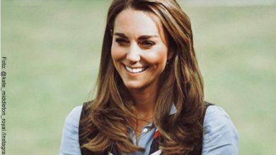 La dieta con la que Kate Middleton mantiene la línea