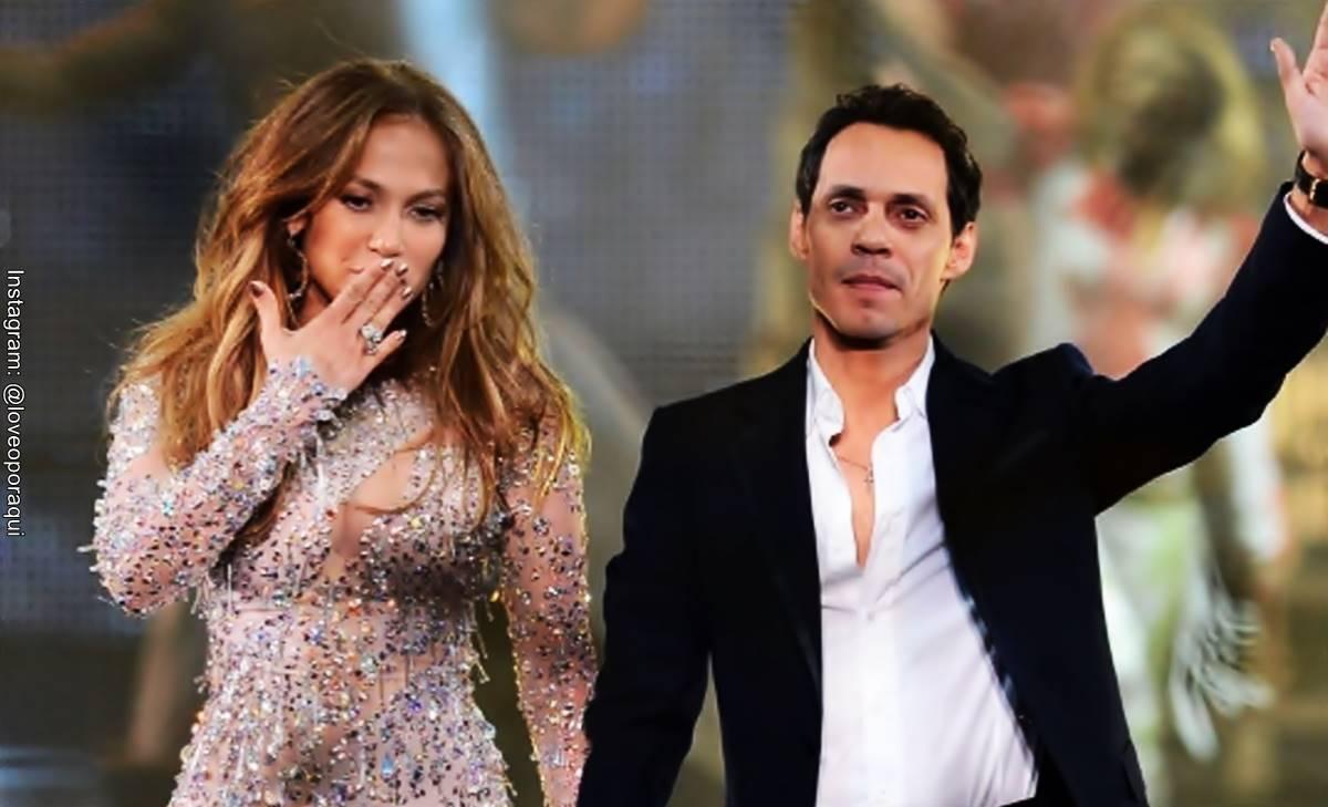 La nueva novia de Marc Anthony, ¿es igualita a JLo?