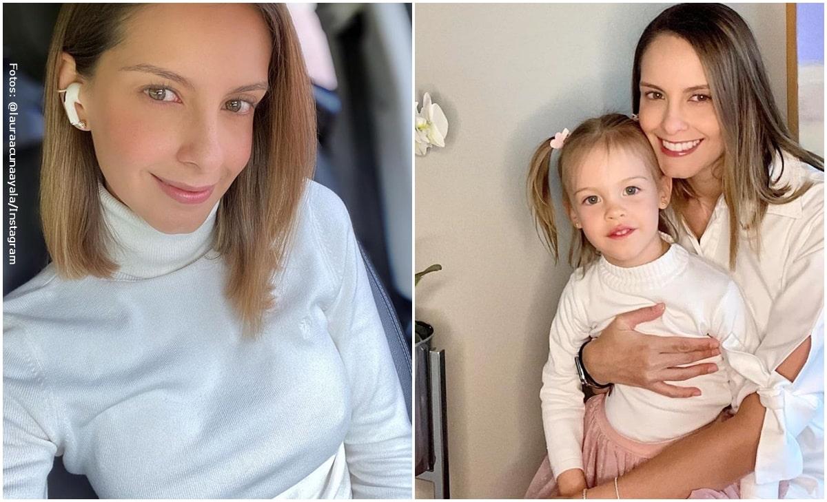 Laura Acuña mostró la lujosa habitación que le tiene a su hija Helena