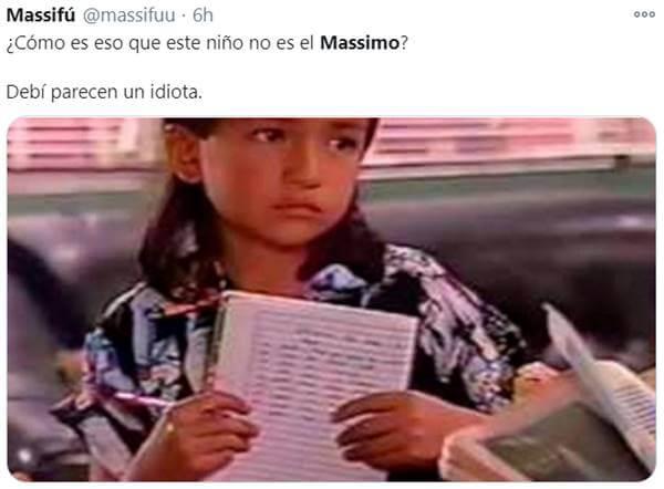 Meme sobre hijo de Luisa Fernanda y Pipe con Pedro el Escamoso