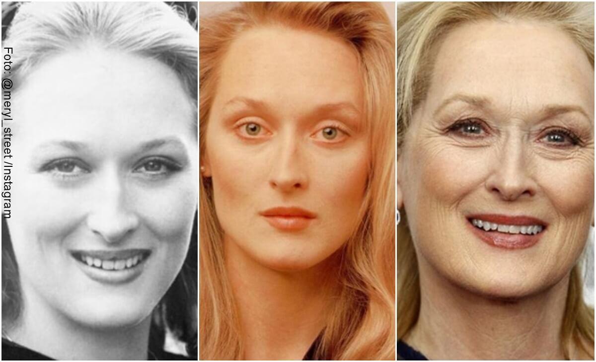 Meryl Streep: el arte de envejecer con dignidad en Hollywood