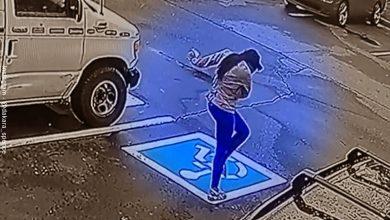 Mujer se volvió viral por su particular baile al conseguir trabajo