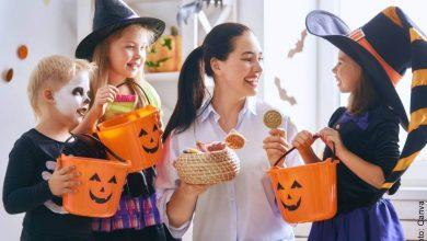 Niños no podrán salir a pedir dulces este Halloween