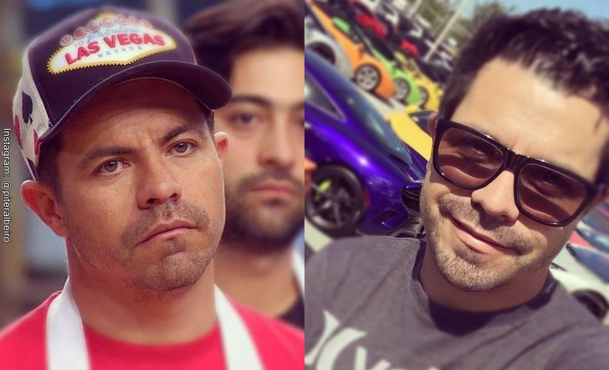 Piter Albeiro se separó, pero sigue trabajando con su ex