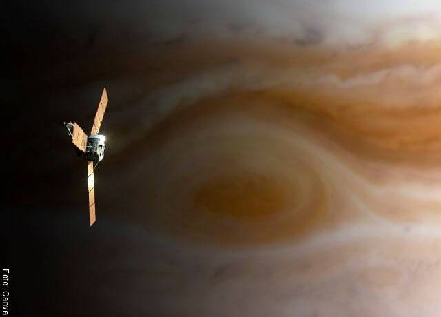 Foto de Júpiter para ilustrar qué significa el día de tu nacimiento