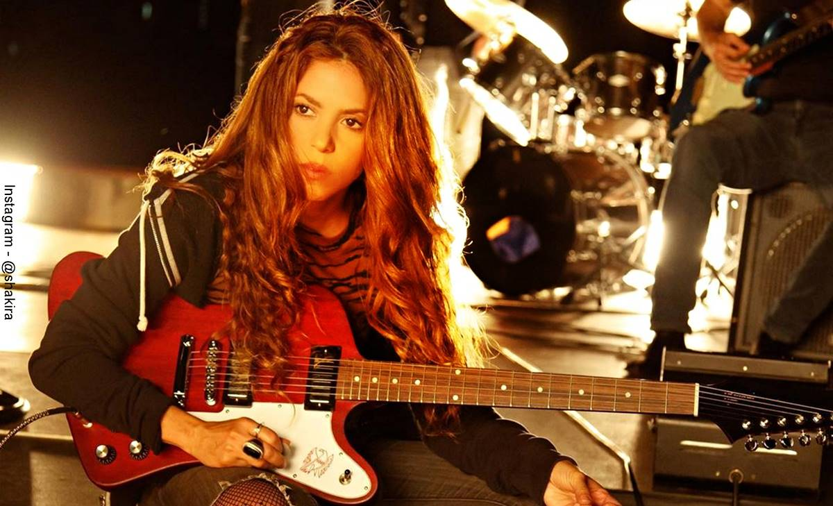 Shakira cantando K-Pop, ¿te lo imaginas?