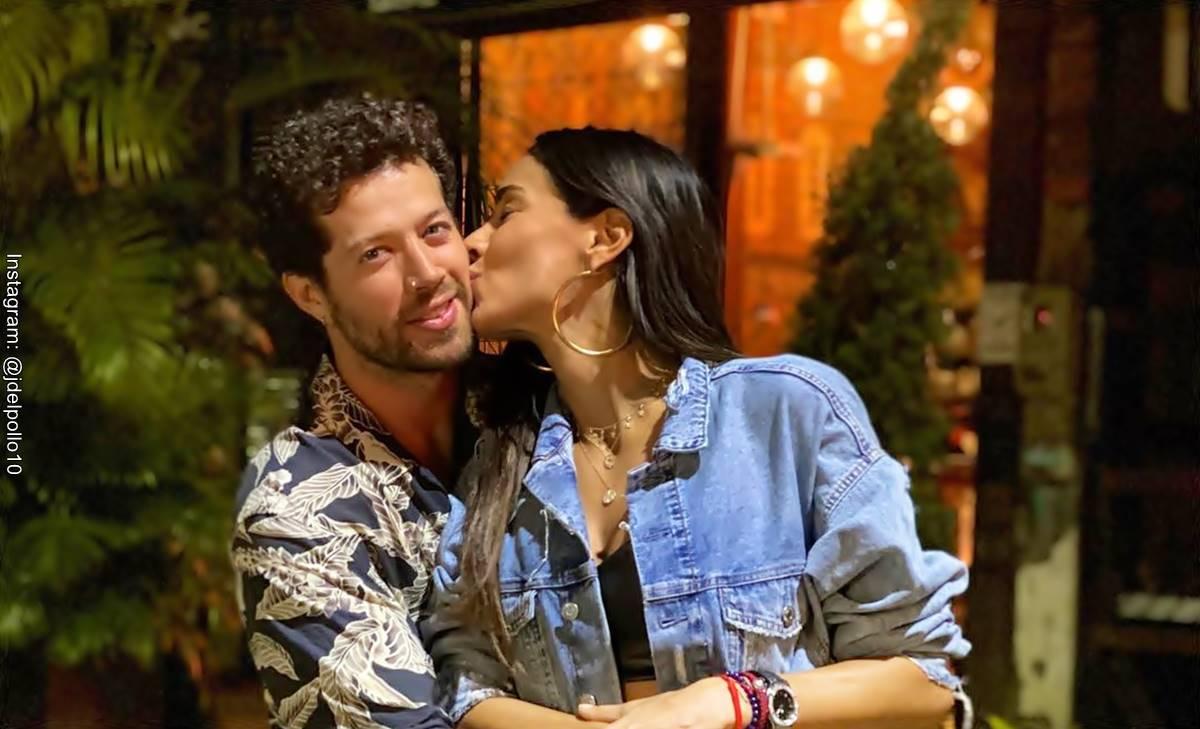 Valerie Domínguez subió la temperatura de su novio con un baile