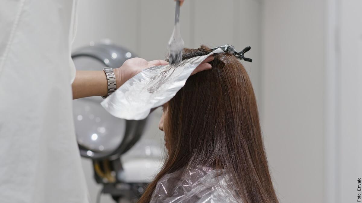 Mechas en cabello negro ¡Luce Hermosa con estos tips!