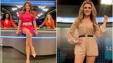 Ana Karina Soto se despide de la sección de farándula de Noticias RCN