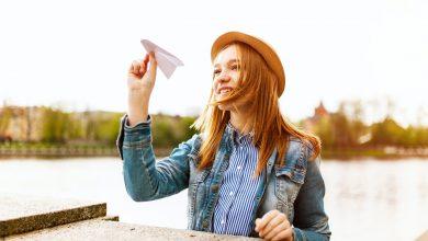 Cómo hacer un avión de papel para divertirte