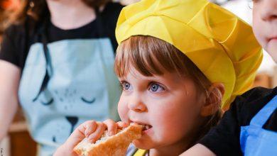 ¿Cómo hacer un gorro de chef para niños?
