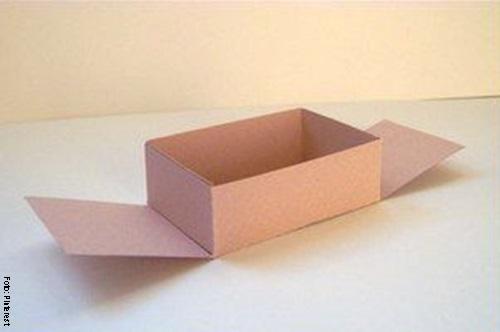Foto que ilustra cómo hacer una caja
