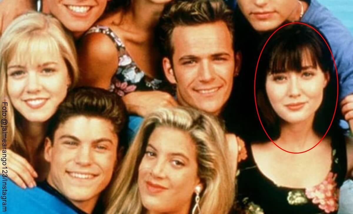 ¿Cómo luce hoy Brenda Walsh, de Clase de Beverly Hills?