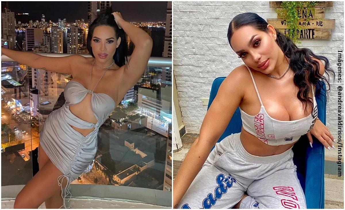 Crecen rumores sobre posible embarazo de Andrea Valdiri
