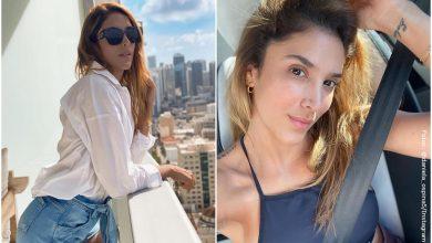 Daniela Ospina cautivó a sus fans con foto en bikini tomando el sol