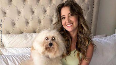 Daniella Álvarez es criticada por un video con su mascota