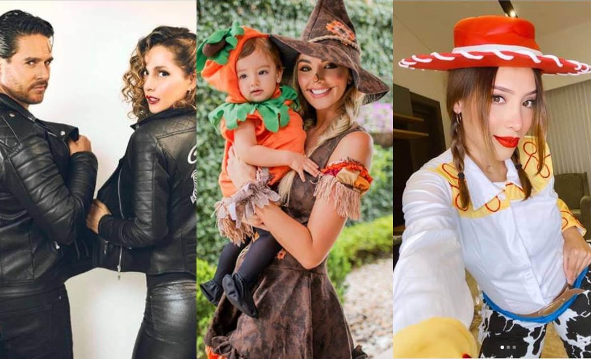 Disfraces de famosos en Halloween 2020 que amarás