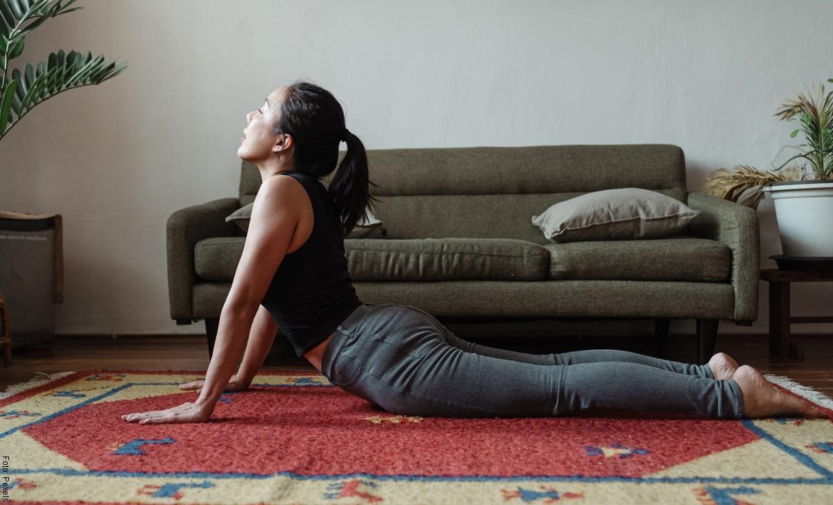 Ejercicios en casa para bajar de peso y tonificar