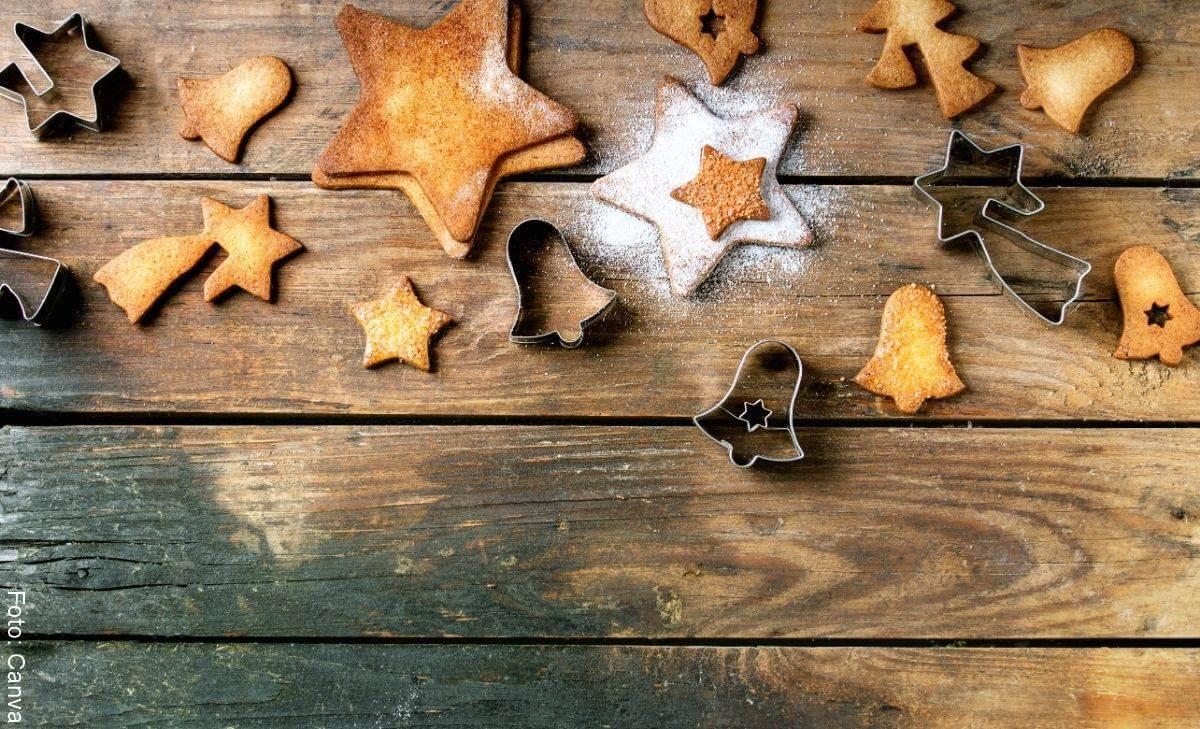 Receta de galletas de mantequilla, ¡para niños! Una delicia